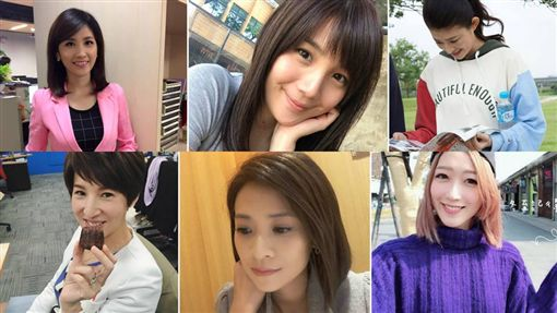 蔣育圻、方彥迪、侯乃榕、蘇宗怡、夏嘉璐和鄔凱雯/臉書