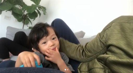 Tony,Max,隋棠,新年快樂,奶音,撒嬌/Tony IG