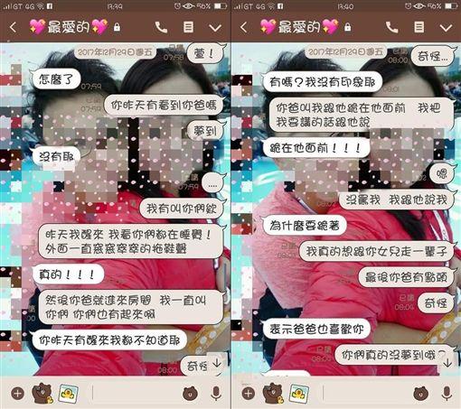 男網友夢到女友亡父/臉書爆料公社