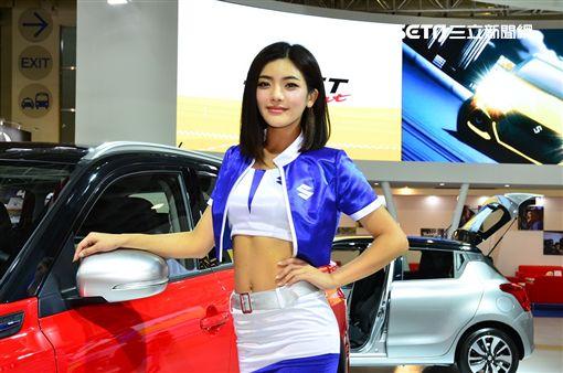 suzuki展場車模