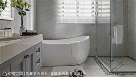 名家專用/幸福空間/科學住宅數字解密!越洗越速西的衛浴設計長這樣(勿用)