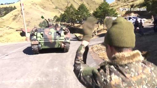 全台唯一寒訓基地 特戰隊武嶺高山作戰