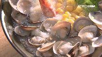 蛤蜊山鮮粥1800