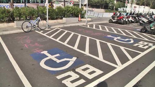 汽機車共停車格!複雜「規矩」亂象叢生