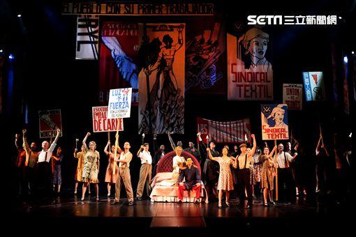 百老匯,全本音樂劇,艾薇塔,國家劇院,寬宏藝術,寬宏,TOYOTA