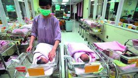 名家/新新聞/台灣出生率再不提升,人口數2000萬關卡將失守。(圖/林瑞慶攝影/新新聞)(勿用)