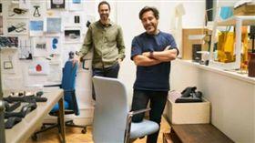 Apple Park,辦公椅,Pacific Chair(圖/翻攝自推特)
