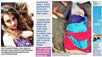 印度,砍殺案,已婚男斬首女友(圖/翻攝自每日郵報)