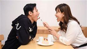 龍千玉新歌MV找來《紅孩兒》王海輪演出甜蜜情侶。(圖/豪記唱片提供)