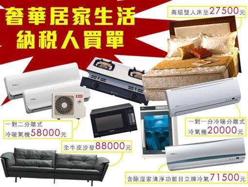 黃國昌爆:中央印製廠總經理拿公款揮霍、購買私人用品(圖/翻攝自黃國昌臉書)