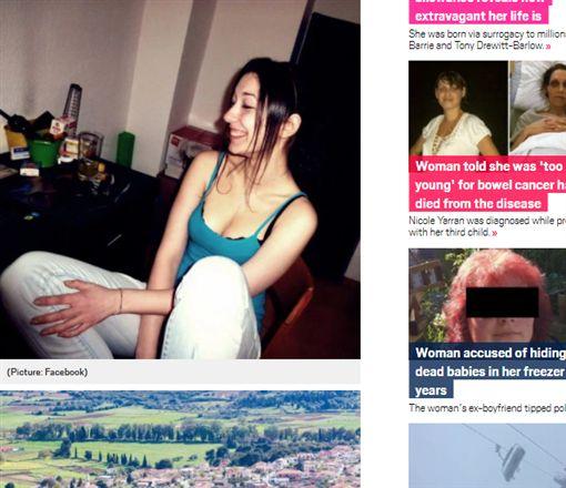 希臘,凱法利尼亞島,旅館,獻祭,撒旦,刺殺,情侶http://metro.co.uk/2018/01/05/couple-died-satanic-suicide-ritual-holiday-greece-7205937/