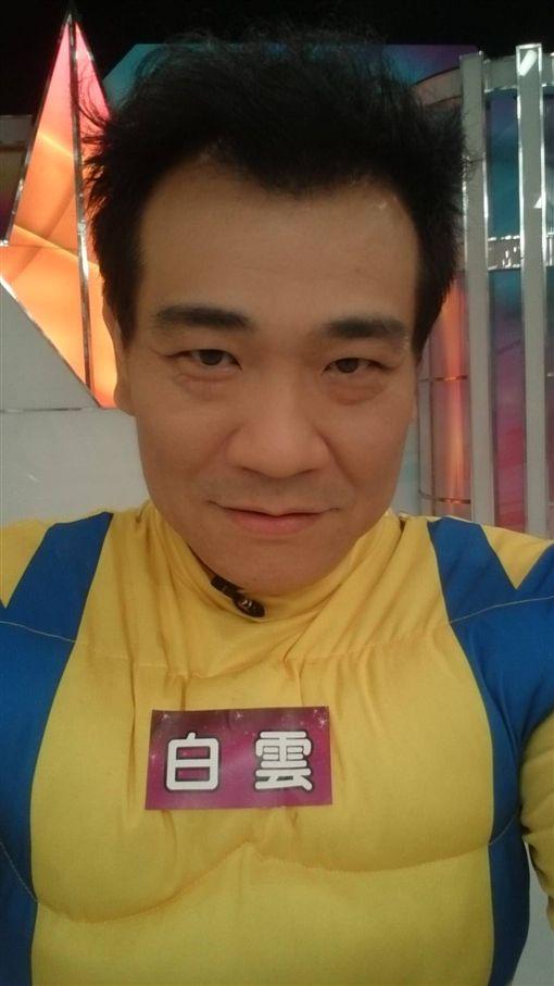 白雲、劉文正/臉書、微博
