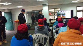 ▲Lamigo強打王柏融出席YY棒球訓練營。(圖/記者蕭保祥攝)