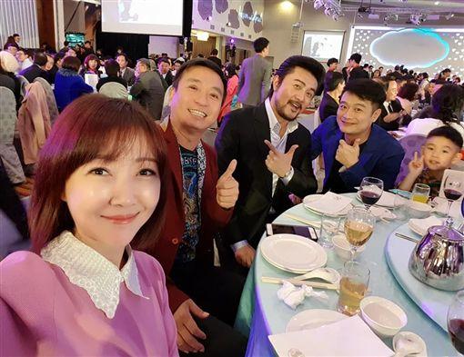 李㼈,余皓然,王中平/翻攝自臉書