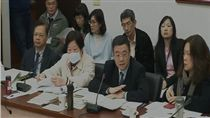 行政院秘書長卓榮泰 圖/立法院議事直播
