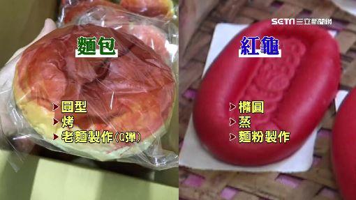 拜拜訂紅龜送來「紅麵包」 民眾傻眼怒PO文