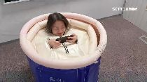 移動浴缸夯1200