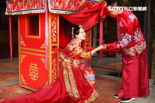 于婕,陳鳳,結婚/畢獅國際娛樂提供