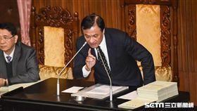 立法院臨時會審理勞基法修正案,立法院長蘇嘉全主持院會。 圖/記者林敬旻攝