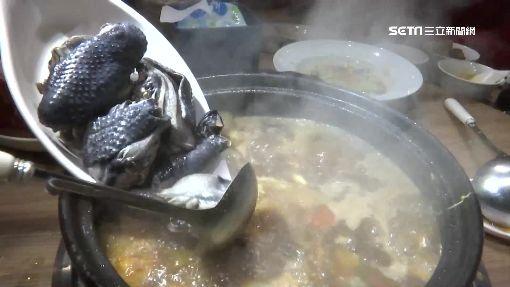 一熬8天!龜鹿烏骨雞湯濃肉嫩 溫補養生