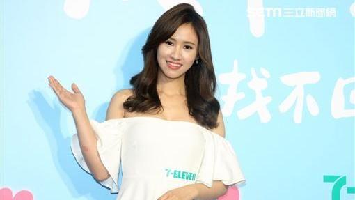Sandy吳姍儒出席公益募款記者會