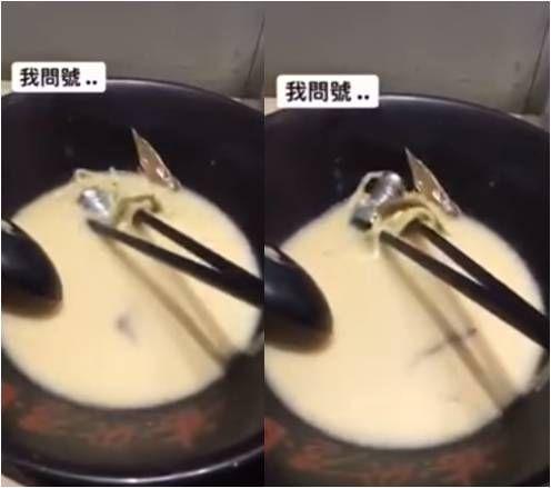 拉麵,水龍頭,西門町,爆料公社,蛤蜊 圖/翻攝自爆料公社