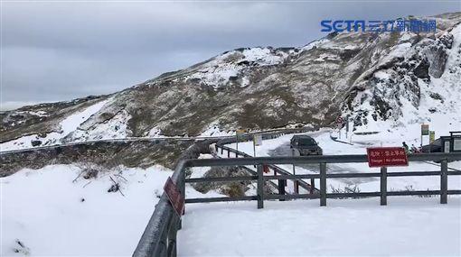 合歡山下雪 ID-1209081