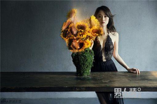 陳喬恩,男人幫/翻攝自微博
