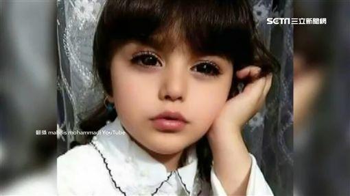 美貌,伊朗,真人洋娃娃,保鑣,大眼,爆紅,天使臉孔 ID-1209514
