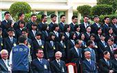 名家/新新聞/調查班第54期共有91名學員結業。(勿用)