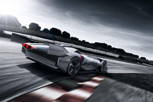 L 750 R HYbrid Vision Gran Turismo。(圖/翻攝Gran Turismo網站)