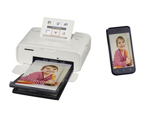 (業配/Canon提供)列印樂趣新升級,Canon發佈最新一代SELPHY CP1300時光映相機豐富趣味色彩鮮艷 ,新增多合一拼貼列印,盡享Party玩樂時光無線列印精彩生活,幸福瞬間即刻分享