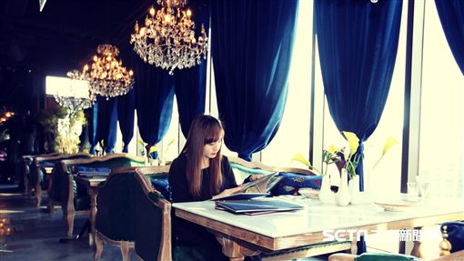 Thaï.J網美打卡餐廳。(圖/記者簡佑庭攝)
