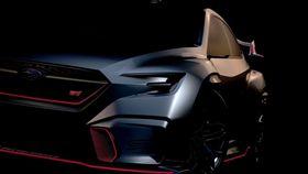 Subaru Viziv Performance STI Concept。(圖/翻攝cnet網站)
