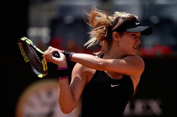 ▲布夏德本月底將首度來台參賽。(圖/WTA台灣公開賽提供)