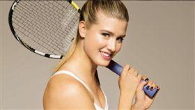 ▲加拿大「網球精靈」布夏德。(圖/翻攝自Eugenie Bouchard的IG)