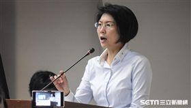 民進黨立委林岱樺,經濟委員會 圖/記者林敬旻攝