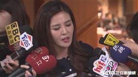 王欣儀出面說陳為廷襲胸 翻攝網路