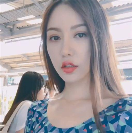 蕭瀟 /翻攝自IG