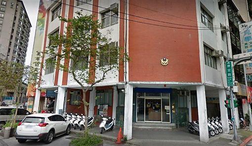 台北市萬華分局戒備隊外觀(翻攝自Google Map)