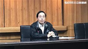 ▲體育署副署長王水文。(圖/記者蔡宜瑾攝影)