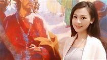 主播,吳依潔,生產,女兒,小寶 圖/翻攝自吳依潔臉書
