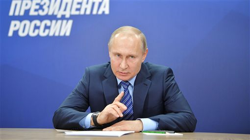 俄羅斯總統普丁(圖/路透社/達志影像)