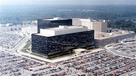 美國國安局總部。(圖/翻攝維基百科)