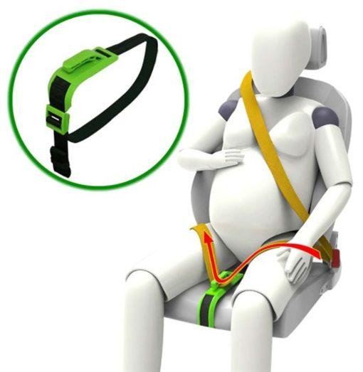 肚子有小Baby可以不綁嗎? 這一條法規怎麼沒有寫/車訊網