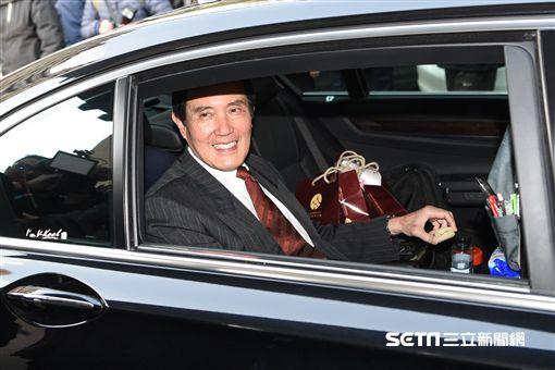 「破局:揭秘!蔣經國晚年權力佈局改變的內幕」,前總統馬英九出席。 圖/記者林敬旻攝