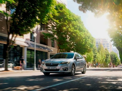 18年式Subaru購車優惠。(圖/Subaru提供)