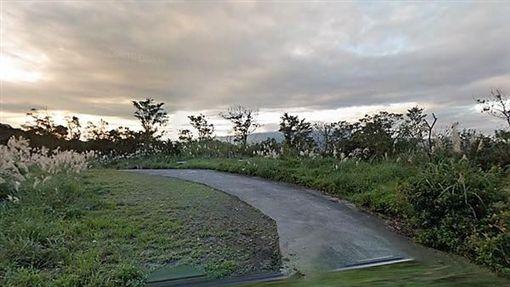 基隆市七堵區姜子寮山觀景步道(翻攝自Google Map)