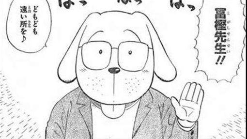 冨樫義博(圖/翻攝自推特)