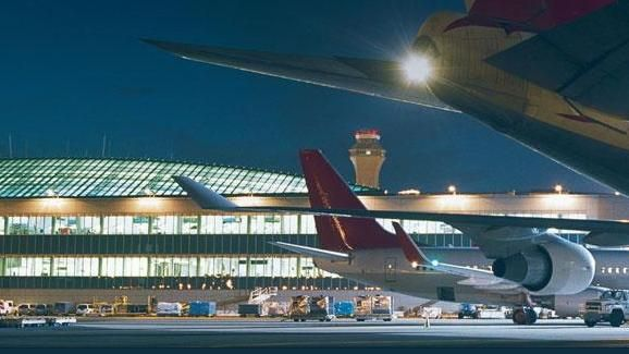 紐約紐華克機場(圖/翻攝自Newark Airport推特)